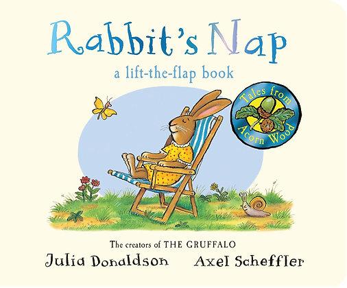 Tales from Acorn Wood: Rabbit's Nap 15th Anniv Ed
