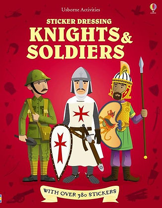 Sticker Dressing/Knights & Soldiers