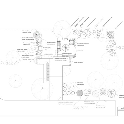 West Harftford CT Landscape Patio and Planting Design
