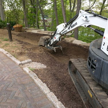 Small Mini Excavator With Long Reach