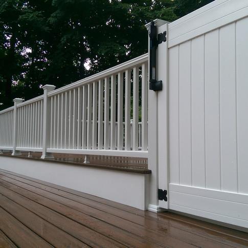 Custom Multi Level Deck