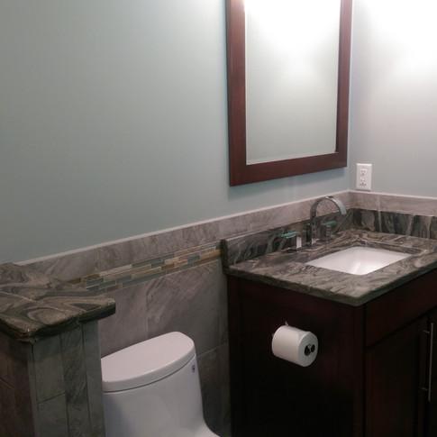 Modern New Bath