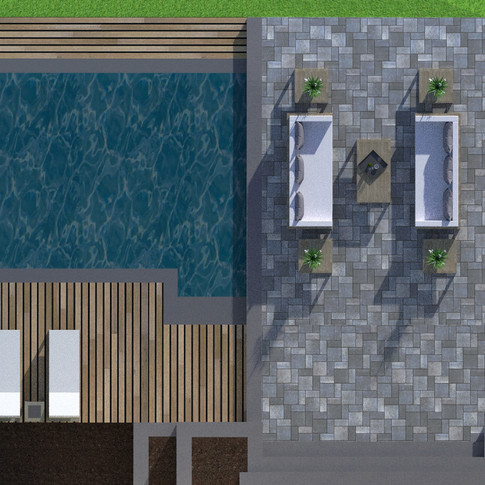 Shorline CT Pool Pool and Patio Concept
