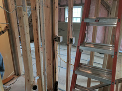 Framing and electrical