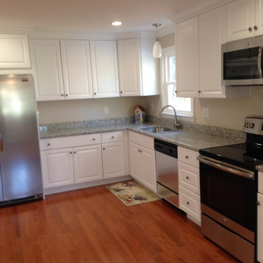 Clinton, CT Remodel and New Kitchen