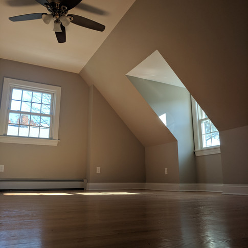 Gorgeous new upstairs