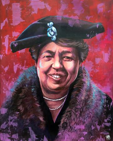 Eleanor-Roosevelt-Portrait