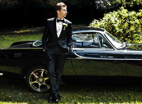 A Groom's Guide - Wedding Planning for Hands On Husbands (to-be!)