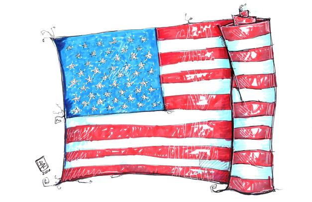 American-Flag-Cartoon-Art