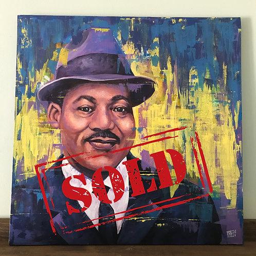 MLK Portrait