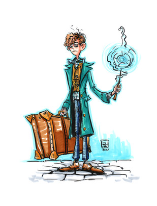 Newt the Wizard