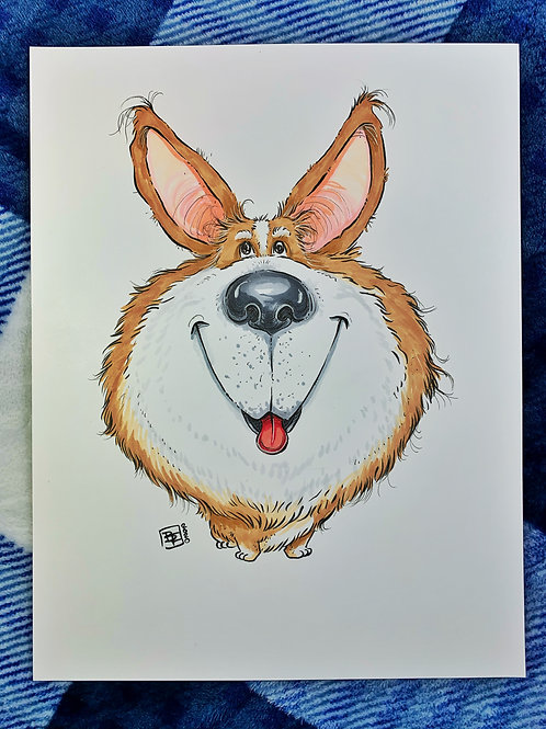 Corgi - The Goodest Pups