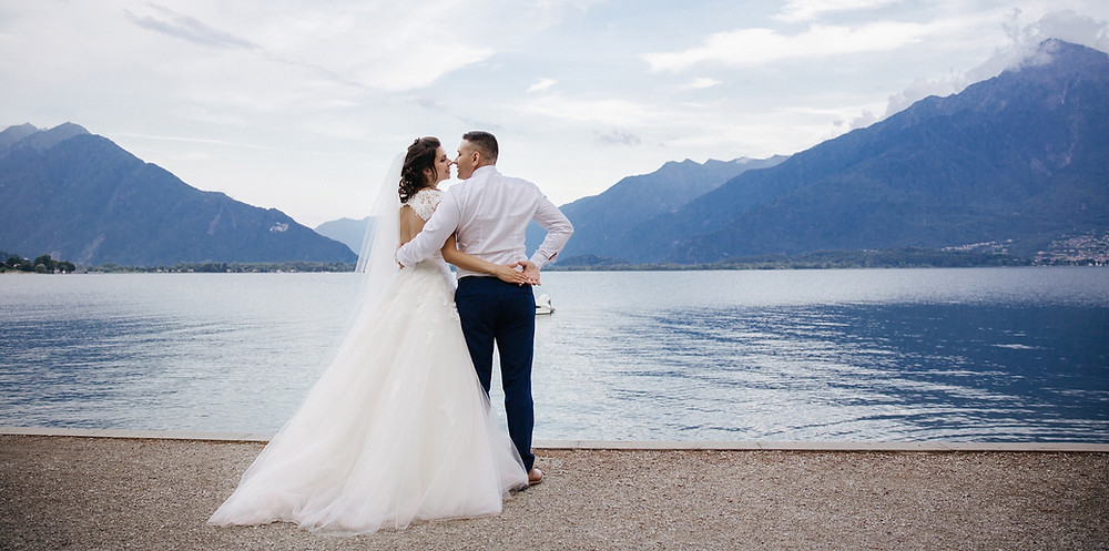 New Zealand Wedding South Island Mountains