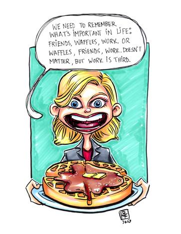 Friendship & Waffles
