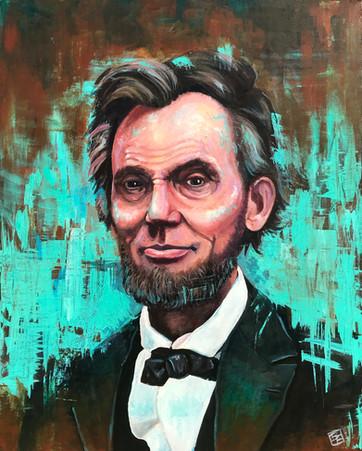 Abe-Lincoln-Portrait