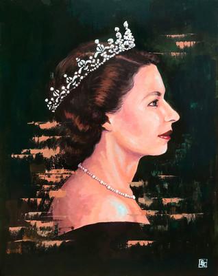 Queen-Elizabeth-II-Portrait