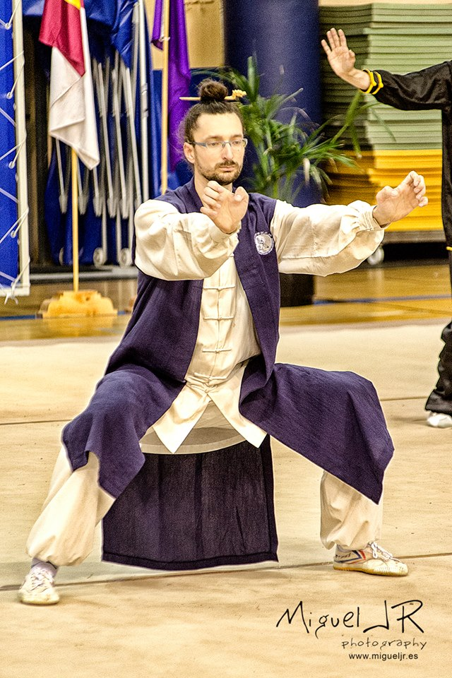 César, campeonato de Qigong