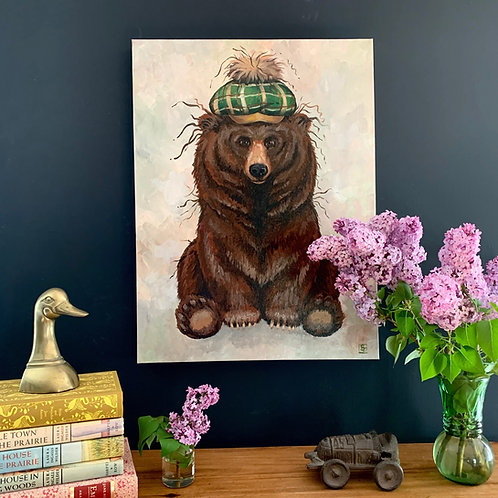 A Gentleman Bear