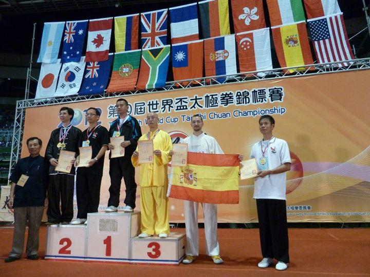 4º puesto en el mundial - espada