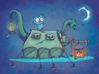 Simon-goes-camping