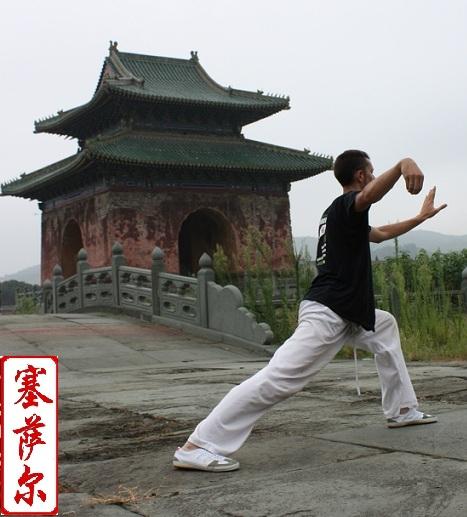 Cesar en china