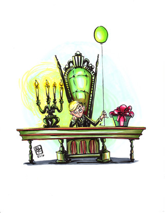Malfoy Birthday Party