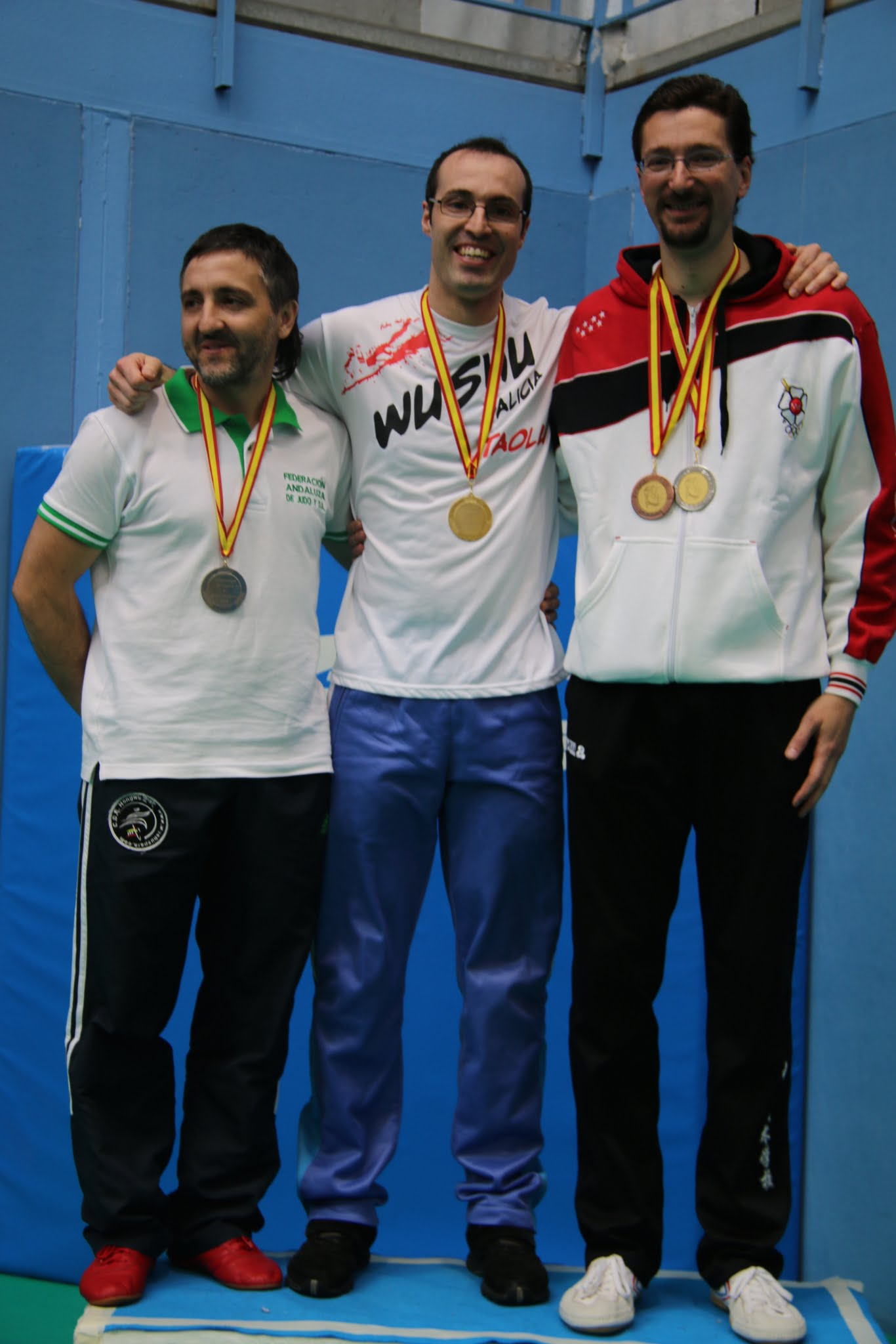 Podium 2016 - España