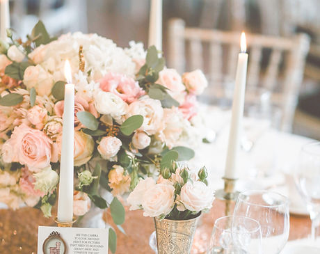 Pastel Wedding Decorations