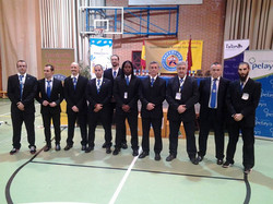 Árbitros del campeonato Kuoshu 2014