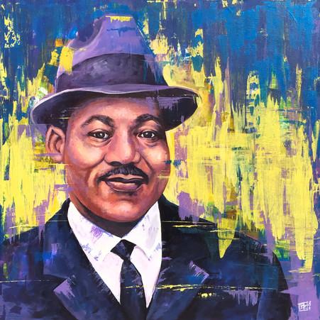 Martin-Luther-King-Jr-Portrait