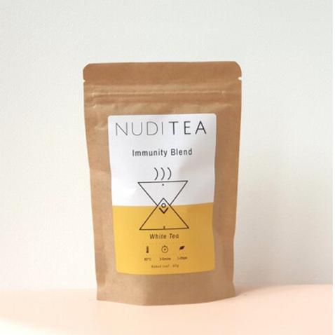 Nuditea - Immunity Blend Loose Leaf Tea 25g