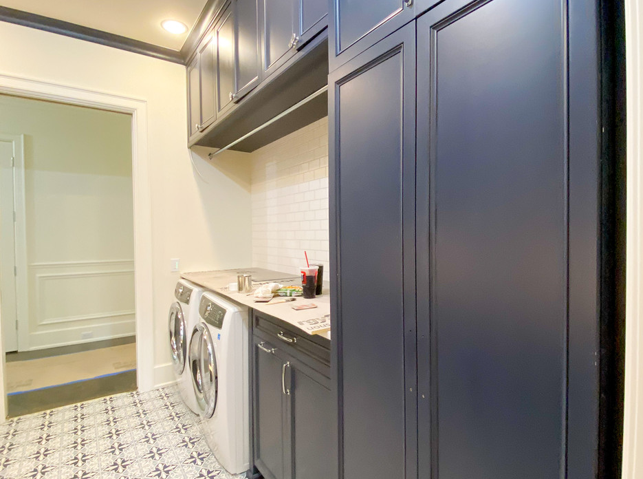 Midtown Tulsa House - Laundry Room