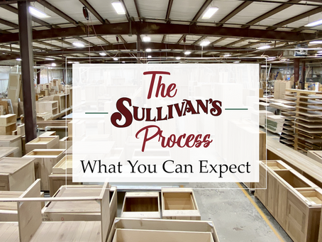 The Sullivan's Process - What You Can Expect
