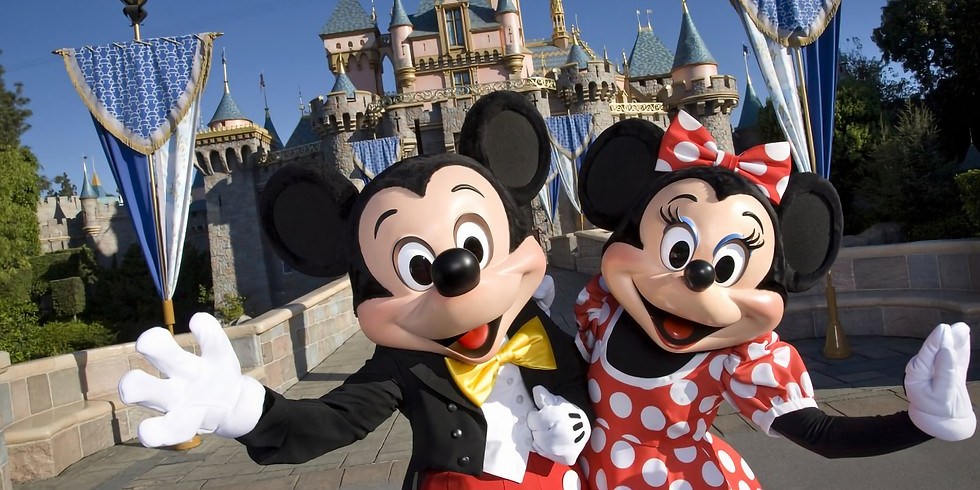 Two Tickets to Disney World Drawing