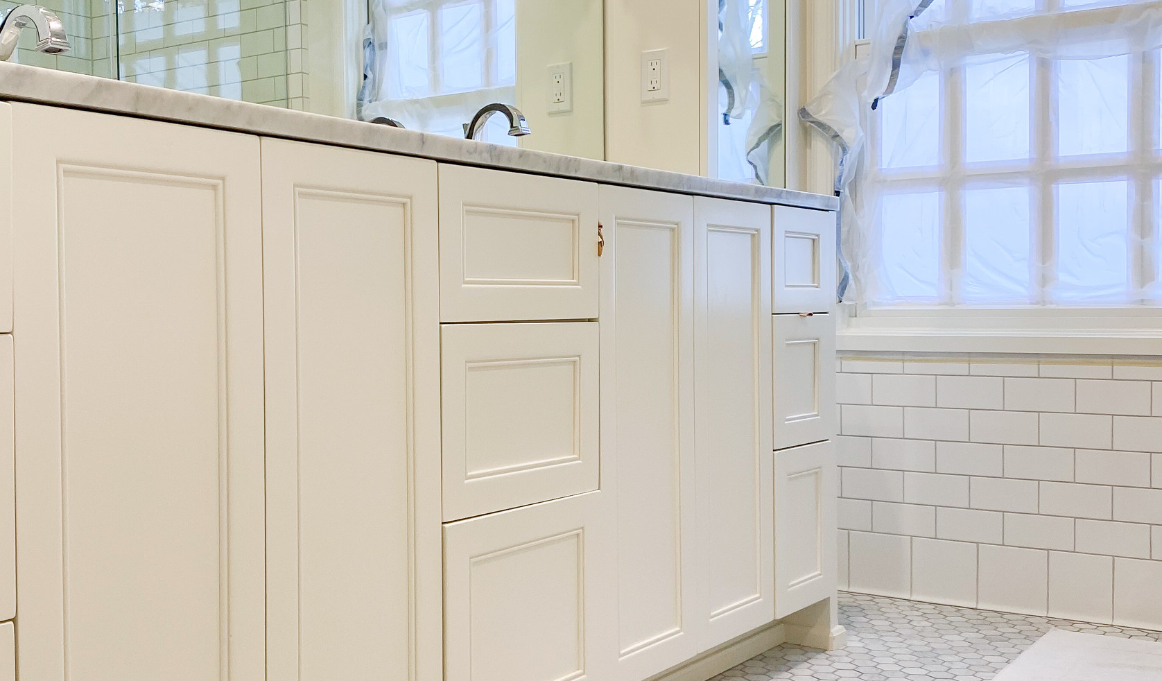 Sullivan's Bathroom Cabinetry
