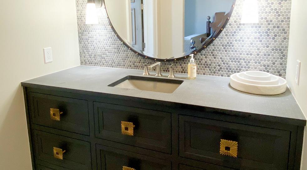 Sullivan's Bathroom Cabinetry