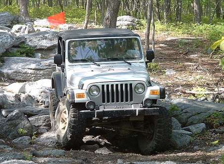 3 GREAT REASONS TO REPLACE YOUR OEM SHOCKS, EVEN ON A BRAND NEW 4X4