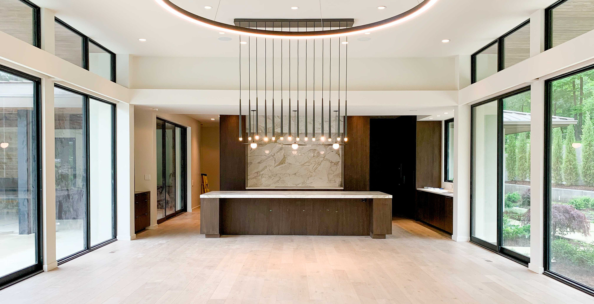 modern contemporary cabinetry