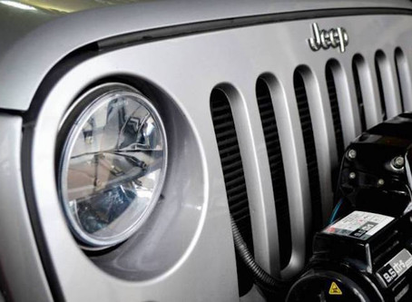 WHY YOU SHOULD CONSIDER UPGRADING YOUR JEEP'S HEADLIGHTS