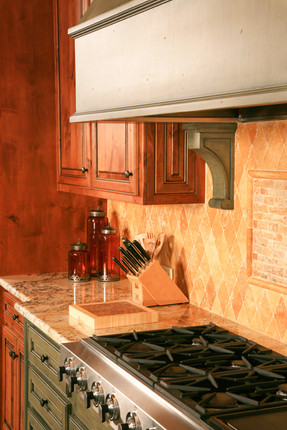 Tradtional Kitchen Cabinetry