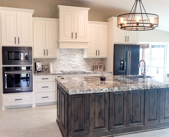 Traditional Kitchen Cabinetry