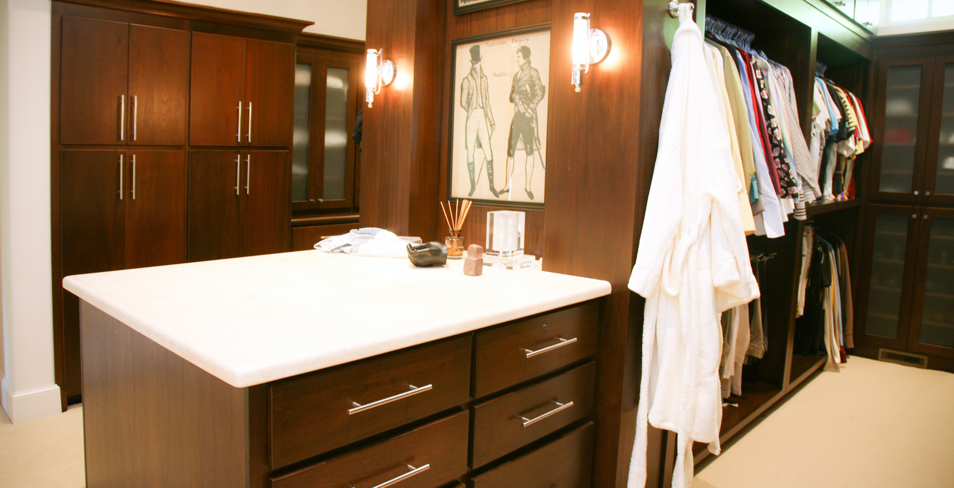 Sullivans Custom Closet Cabinetry