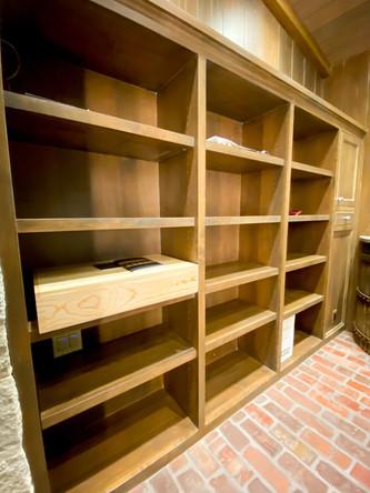 WINE ROOM - Sullivan's Cabinetry