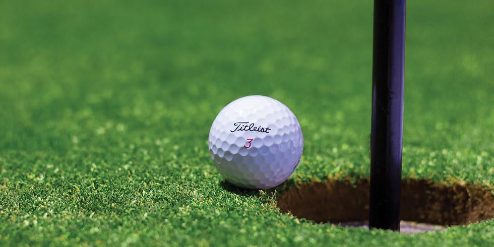 SPONSORSHIP - 2nd Annual Play by Faith Golf Classic