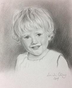 William - pencil on paper