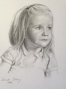 Lexi - Pencil on paper