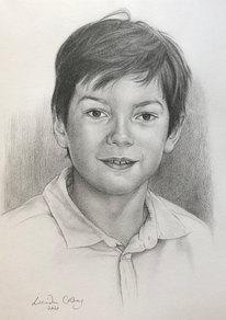 Louis - pencil on paper