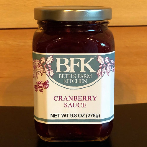 Cranberry Sauce - Beth's Farm Kitchen