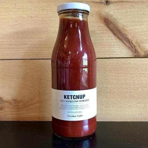 Ketchup, San Marzano Tomato