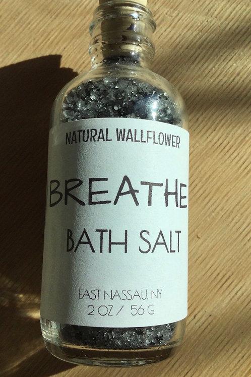 Bath Salt, Breathe